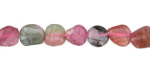 Tourmaline Pebble 6-10x6-8mm