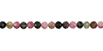 Tourmaline Faceted Round 3.5-4mm
