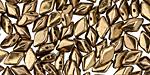 Bronze GemDuo 8x5mm Seed Bead