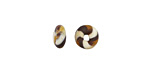 Unicorne Beads Tiger Stripes Donut 10mm