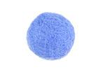 Sapphire Blue Felt Round 20mm