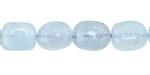 Aquamarine (A) Tumbled Nugget 10-15x9-11mm