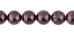 Rhodolite Garnet Round 10mm