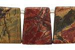 Red Creek Jasper Ladder 20-23x25-28mm