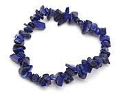 Lapis Chips Stretch Bracelet