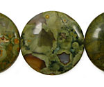 Rhyolite Puff Coin 35mm
