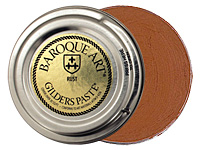Rust Baroque Art Gilders Paste 30ml