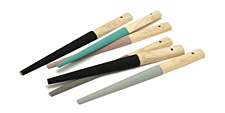 Half Round Sanding Sticks Set