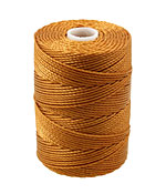 C-Lon Gold (.5mm) Bead Cord