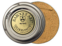 Inca Gold Baroque Art Gilders Paste 30ml