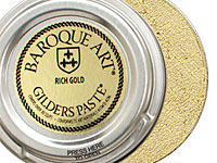 Rich Gold Baroque Art Gilders Paste 30ml