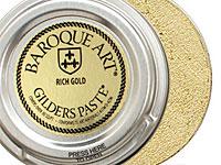 Rich Gold Baroque Art Gilders Paste 30ml