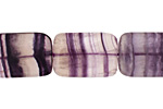 Rainbow Fluorite Thin Pillow 23x16mm