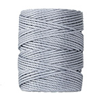 C-Lon Grey Pearl Tex 400 (1mm) Bead Cord