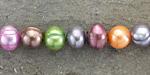 Rainbow Freshwater Potato Pearl 8-9mm