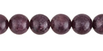 Lepidolite (A) Round 10mm