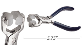 Nylon Jaw Ring Bending Plier