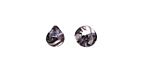 Unicorne Beads Black Ice Mini Teardrop 6-7mm