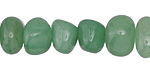 Green Aventurine Tumbled Nugget 7-10x10-12mm