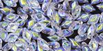 Crystal AB GemDuo 8x5mm Seed Bead