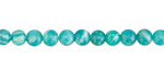 Russian Amazonite Round 5mm