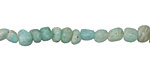 Brazil Amazonite Mini Tumbled Nugget 5-6mm