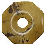 Artistic Stone Octagon Donut 50mm
