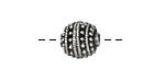 Greek Pewter Antique Ball 12mm