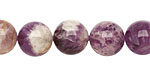 Dogtooth Amethyst Round 12mm
