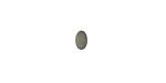 Matte Mushroom Resin Oval Cabochon 4x6mm