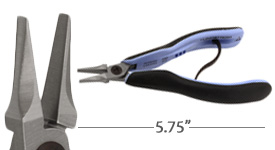 Lindstrom RX Flat Nose Pliers