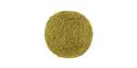 Olive Green Felt Round 20mm
