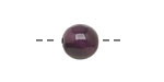 Tagua Nut Grape Round 11-12mm