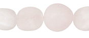 Rose Quartz (matte) Nugget 16-18x15-18mm
