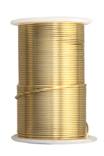 Beadalon ColourCraft Wire Gold Color 20 gauge, 15 Yards