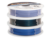 "Soft Flex Trios Tranquility .019"" (Medium) 49 Strand Wire 3x10ft."