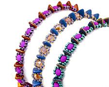 Triple Crown Bracelet Pattern for CzechMates