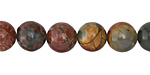 Red Creek Jasper Round 10mm