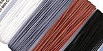 Beadalon Elonga Neutral Mix Elastic Stretch Cord 0.7mm, 5m x 4 colors