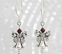 TierraCast Silver Bells Earring Kit