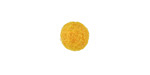 Goldenrod Felt Round 10mm