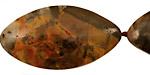 Pilbara Jasper Horse Eye 36-45x19-23mm