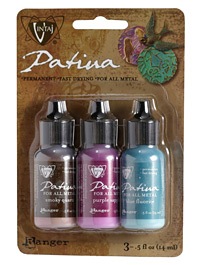 Vintaj Gemstone Fair Patina Kit