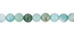 Sea Green Terra Agate Round 6mm