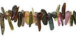 Tourmaline (AAA) Pebble Drops 3-5x10-12mm