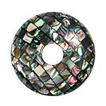 Abalone Mosaic Donut 40mm