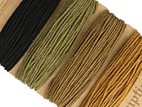 Desert Dawn Hemp Twine 20 lb, 29.8 ft x 4 colors