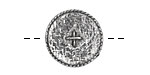 Pewter Cross Stitch Button 20mm