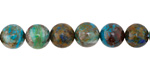 Chrysocolla Round 8mm
