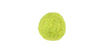 Lime Green Felt Round 15mm